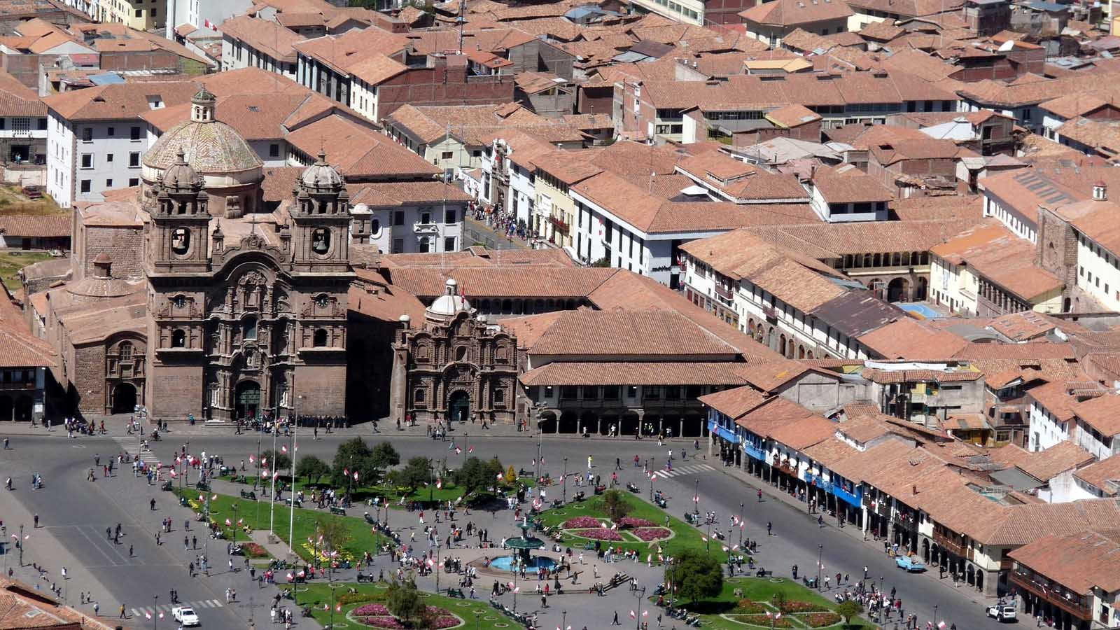 Centre de Cusco
