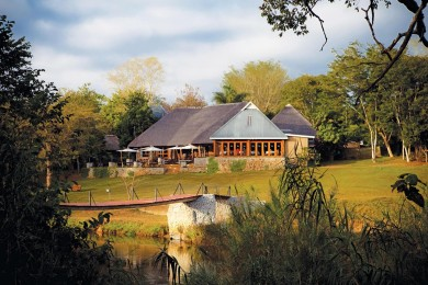 Hippo Hollow Country Estate River Restaurant