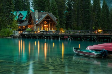EMERALD LAKE LODGE027